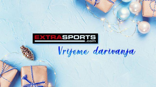 Vrijeme darivanja u Extra Sports